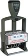 "M72 - M72 - Self-Inking Plastic Date Stamp<br>1"" x 2-1/4"""