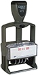 "M73 - M73 - Self-Inking Plastic Date Stamp<br>1-3/8"" x 2-1/4"""