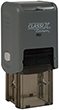 """P01 - P01 - Self-Inking Message Stamp<br>3/4"""" x 3/4"""""""