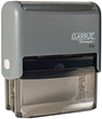 """P09 - P09 - Self-Inking Message Stamp<br>7/8"""" x 2-1/4"""""""