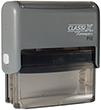 """P12 - P12 - Self-Inking Message Stamp<br>5/8"""" x 2-5/16"""""""