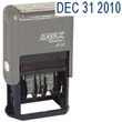 40160 - 4-Yr Line Dater Size: 1.5 Plastic Self-Inking