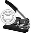 """E11-755 - E11-755<br>Pocket Embosser<br>1-1/2"""" Diameter"""