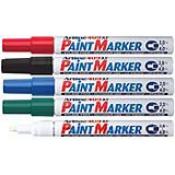 EK-409D - 2-4mm Chisel Paint Markers Sold by the Dozen