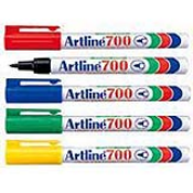 EK-700D - 0.7mm Bullet Permanent Markers Sold by the Dozen