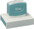 """N28 - N28 - Xtra-Large Message Stamp<br>2-9/16"""" x 3-15/16"""""""
