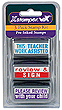 35206 - Teacher Stamp Kit #2 XstamperVX 35206