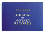 45500 - 45500 Notary Journal 141 Page Book
